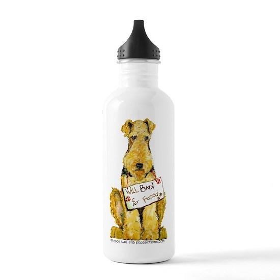 Airedale Lakeland Welsh Terrier