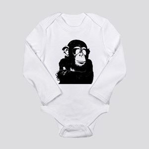 The Shady Monkey Body Suit