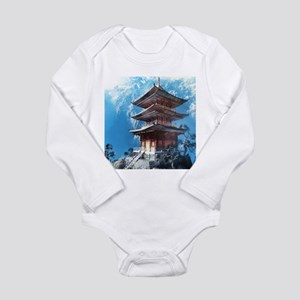 Zen Temple Body Suit