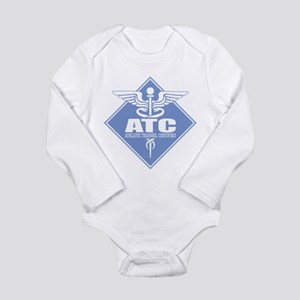 Athletic Trainer Certified Long Sleeve Infant Body