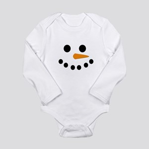 product name Long Sleeve Infant Bodysuit