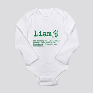 The Meaning of Liam Body Suit