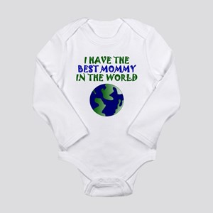 Best Mommy In The World Body Suit
