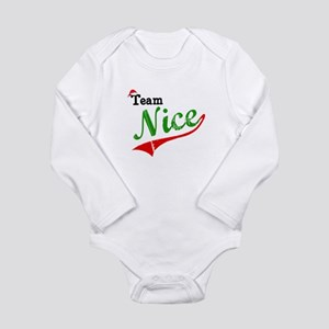 Team Nice Body Suit