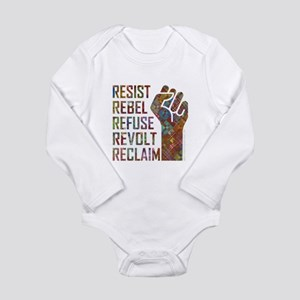 RESIST, REBEL... Body Suit
