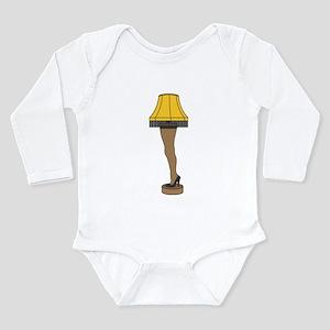 Leg Lamp Long Sleeve Infant Bodysuit