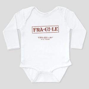FRA-GI-LE [A Christmas Story] Long Sleeve Infant B