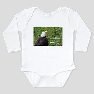 Integrity - Long Sleeve Infant Bodysuit