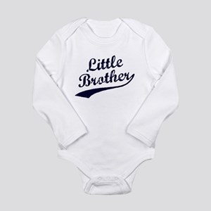 Little Brother Blue Body Suit