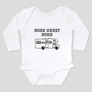 Home Sweet Home Mini Motorhome Long Sleeve Infant