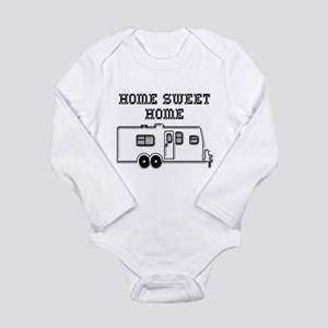 Home Sweet Home Travel Trailer Long Sleeve Infant