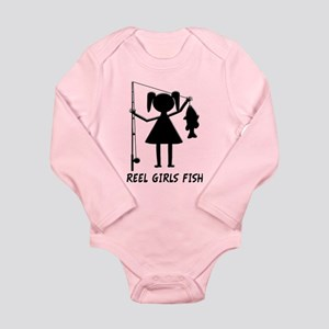 29d45943e Girls Fishing Baby Clothes & Accessories - CafePress