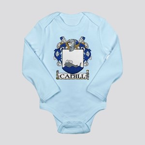 Cahill Coat of Arms Long Sleeve Infant Bodysuit