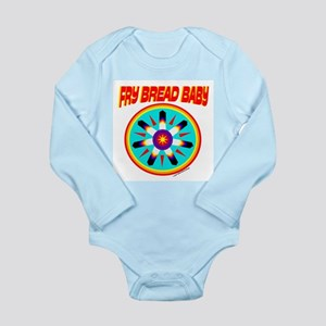 NATIVE AMERICAN BABY Long Sleeve Infant Bodysuit