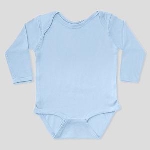 Supernatural Long Sleeve Infant Bodysuit