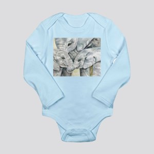 Family Long Sleeve Infant Bodysuit