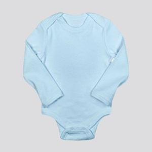 Happy Christmas Long Sleeve Infant Bodysuit