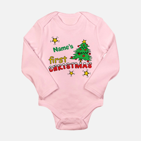Custom First Christmas