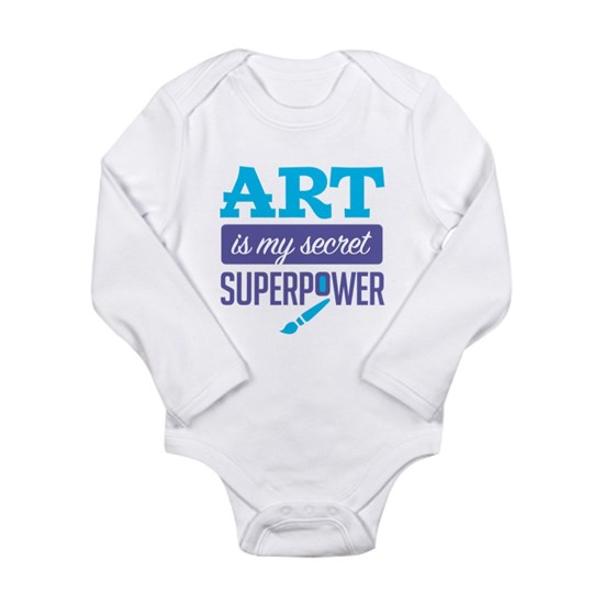Art is My Secret Superpower