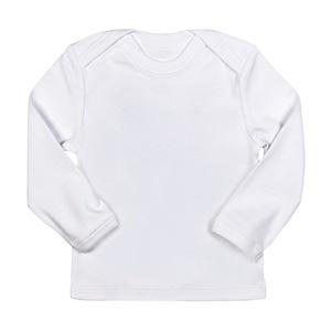 Custom Long Sleeve Baby T-Shirts