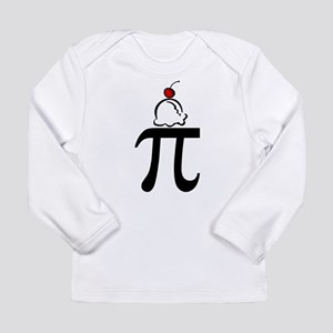 Pi a la Mode Long Sleeve T-Shirt
