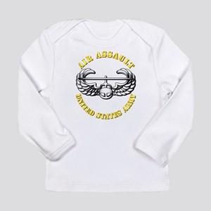 Emblem - Air Assault Long Sleeve Infant T-Shirt