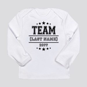 Team Family Long Sleeve Infant T-Shirt