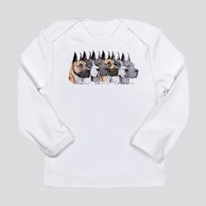 Great Dane ShowColors Group Long Sleeve Infant T-S