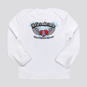 Scleroderma Wings Long Sleeve Infant T-Shirt