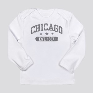 Chicago Est.1837 Long Sleeve T-Shirt