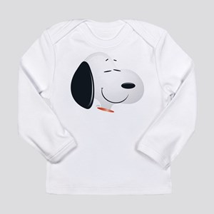 Peanuts Snoopy Emoji Long Sleeve Infant T-Shirt