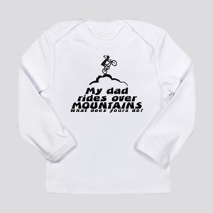 10x10_mountain rider Long Sleeve T-Shirt