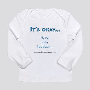 baby_my_dad Long Sleeve T-Shirt
