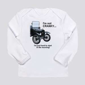 Cranky T-shirt Long Sleeve T-Shirt