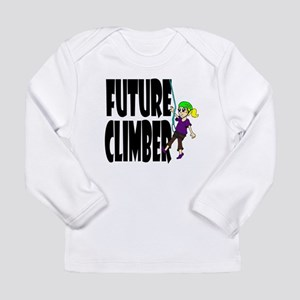 future climber Long Sleeve T-Shirt