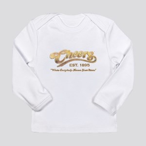 Cheers Long Sleeve Infant T-Shirt