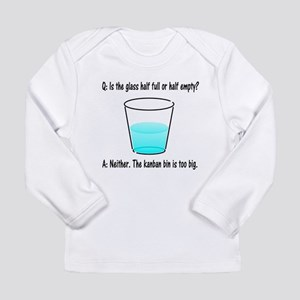 Kanban Water Glass 2 Long Sleeve Infant T-Shirt