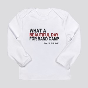 Band Camp Long Sleeve Infant T-Shirt