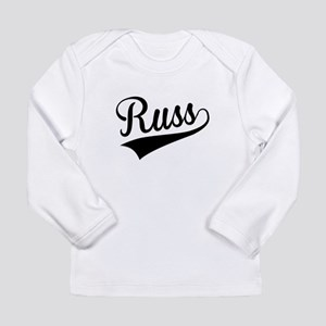 Russ, Retro, Long Sleeve T-Shirt