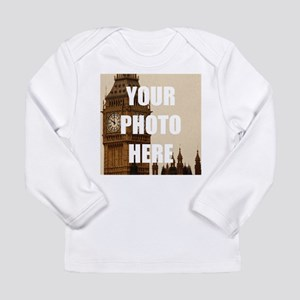 Your Photo Here Personalize It! Long Sleeve T-Shir