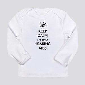 It's Only Hearing Aids (Men's) Long Sleeve T-Shirt