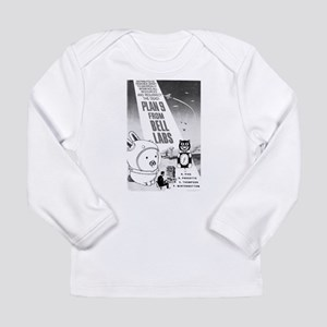 plan9 from bell labs Long Sleeve T-Shirt