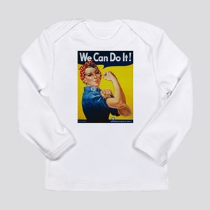 We Can Do It Long Sleeve T-Shirt
