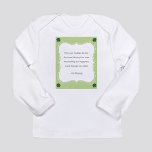 IrishBlessing Long Sleeve T-Shirt