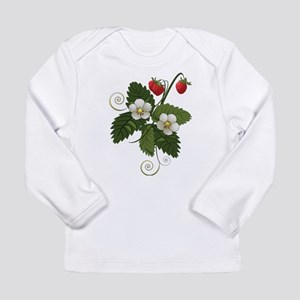Fruits | Leaves | Flowers Long Sleeve T-Shirt