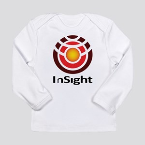 InSight to Mars! Long Sleeve Infant T-Shirt