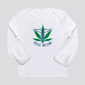 Medical Marijuana Long Sleeve T-Shirt