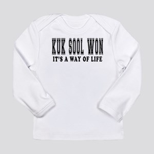 Kuk Sool Won Is Life Long Sleeve Infant T-Shirt