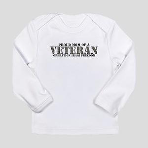 af479e2a Operation Iraqi Freedom Long Sleeve Infant T-Shirt