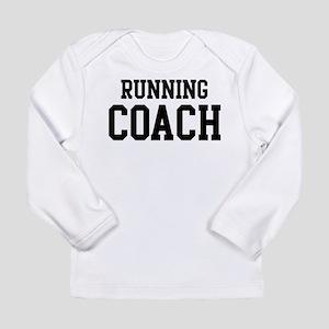RUNNING Coach Long Sleeve T-Shirt